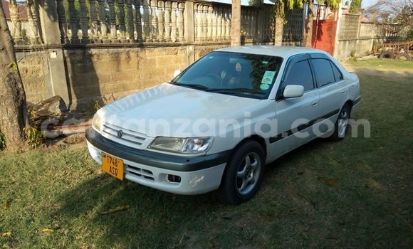 Buy Used Toyota Premio White Car in Karatu in Arusha