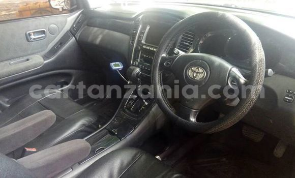 Buy Used Toyota Kluger Black Car in Karatu in Arusha