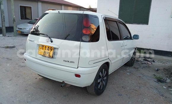 Buy Used Toyota Raum White Car in Karatu in Arusha