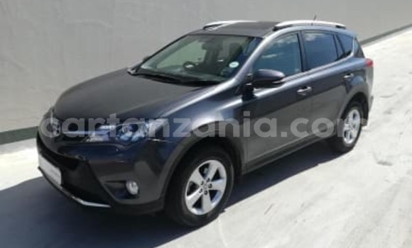 Buy Used Toyota RAV4 Black Car in Karatu in Arusha