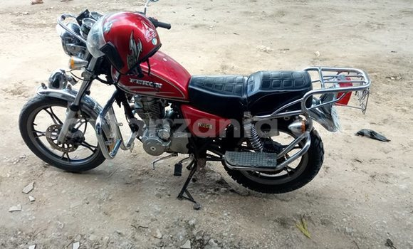 Buy Used Fekon FK125-8 Red Moto in Dar es Salaam in Dar es Salaam