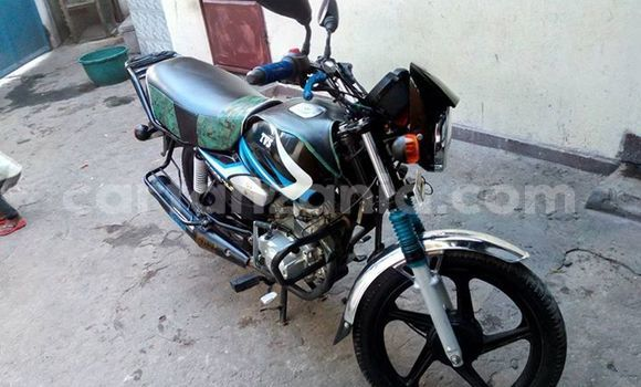 Buy Used TVS HLX125 Black Bike in Dar es Salaam in Dar es Salaam