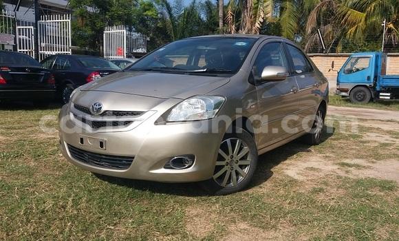Buy Import Toyota Vios Beige Car in Dar es Salaam in Dar es Salaam