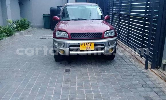 Buy Used Toyota RAV4 Red Car in Dar es Salaam in Dar es Salaam