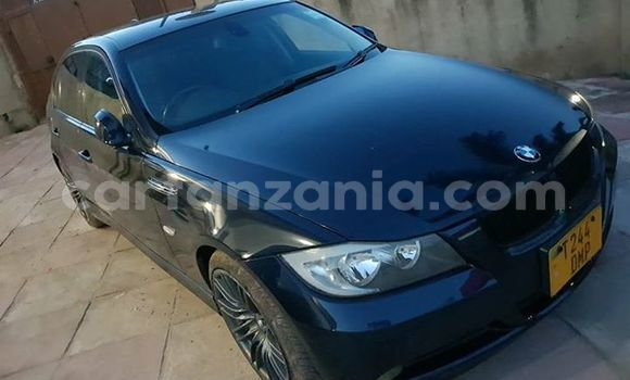 Buy Used BMW 3-Series Black Car in Dar es Salaam in Dar es Salaam