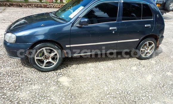 Buy Used Toyota Starlet Black Car in Dar es Salaam in Dar es Salaam