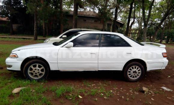 Buy Used Toyota Mark II White Car in Rombo in Kilimanjaro