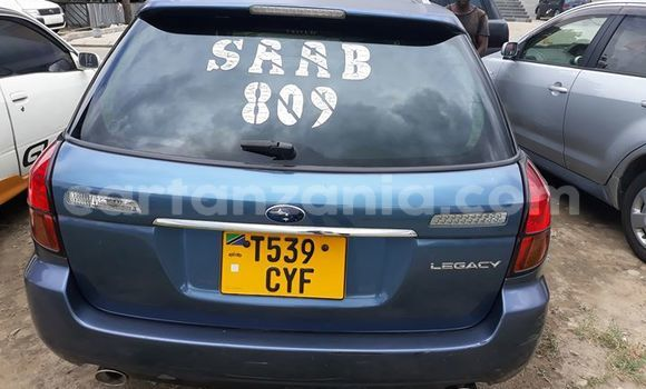 Buy Used Subaru Legacy Other Car in Dar es Salaam in Dar es Salaam