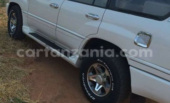 Buy Used Toyota Land Cruiser White Car in Iringa in Iringa