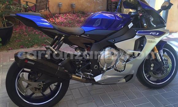 Buy Used Yamaha FZR Blue Moto in Karagwe in Kagera