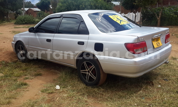 Buy Used Toyota Carina Silver Car in Mbeya in Mbeya