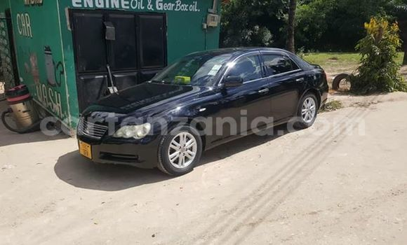Buy Used Toyota Mark X Black Car in Dar es Salaam in Dar es Salaam