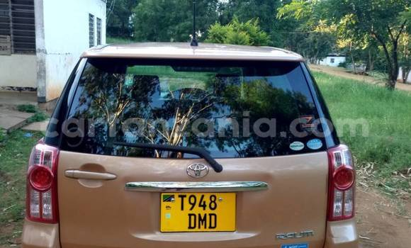 Buy Used Toyota Raum Brown Car in Dar es Salaam in Dar es Salaam