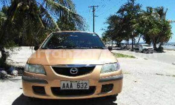 Buy Used Mazda Premacy Brown Car in Dar es Salaam in Dar es Salaam
