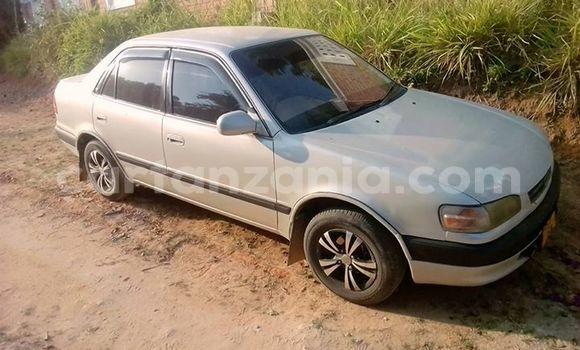 Buy Used Toyota Corolla Silver Car in Dar es Salaam in Dar es Salaam