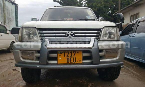 Buy Used Toyota Prado Beige Car in Dar es Salaam in Dar es Salaam