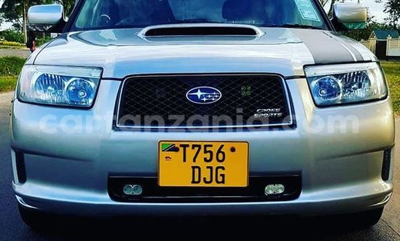 Buy Used Subaru Forester Silver Car in Dar es Salaam in Dar es Salaam