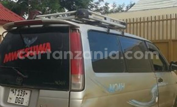 Buy Used Toyota Noah Silver Car in Tanga in Tanga