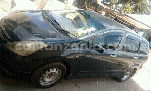 Buy Used Toyota Wish Black Car in Dar es Salaam in Dar es Salaam