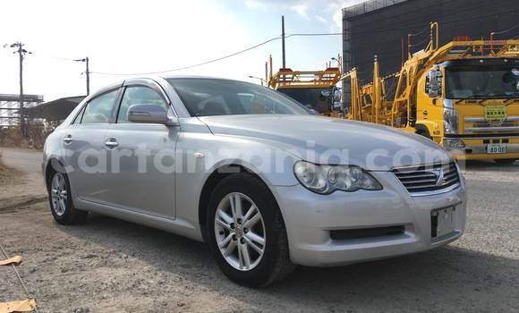Buy Used Toyota Mark X Silver Car in Dar es Salaam in Dar es Salaam