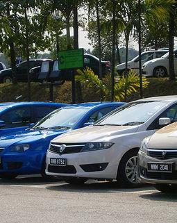Thumb proton test drive cars left to right suprima s persona sv prev cfe exora bold cfe in glenmarie malaysia